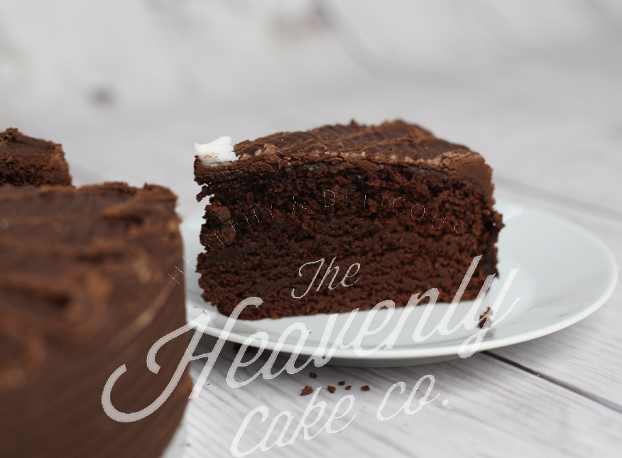 Buy Double Chocolate Cake Online